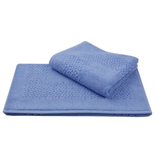Mei Tal Bath Rug (Set of 2)