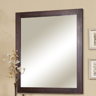 Reviews Parkett Framed Wall Mirror By Sagehill Designs