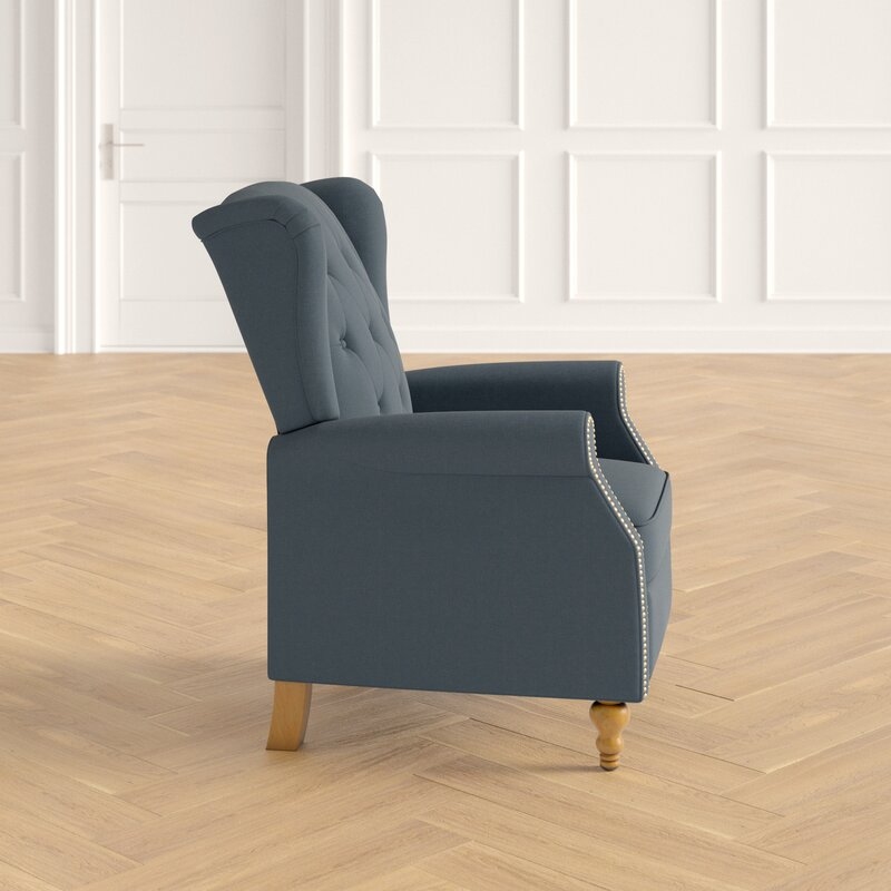 Harmony Pushback Manual Recliner