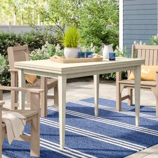 Gilboa Extendable Dining Table Beachcrest Home