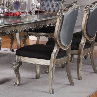 Wensley Upholstered Dining Chair by Astoria Grand SKU:CA754395 Purchase