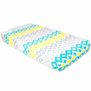 Price comparison Milan Changing Pad Cover By Harriet Bee