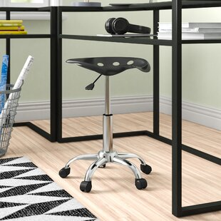Height-Adjustable Office Stool By Zipcode Design