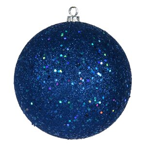 Navy Blue Christmas Ornaments