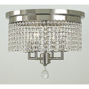 Framburg Princessa 4-Light Flush Mount