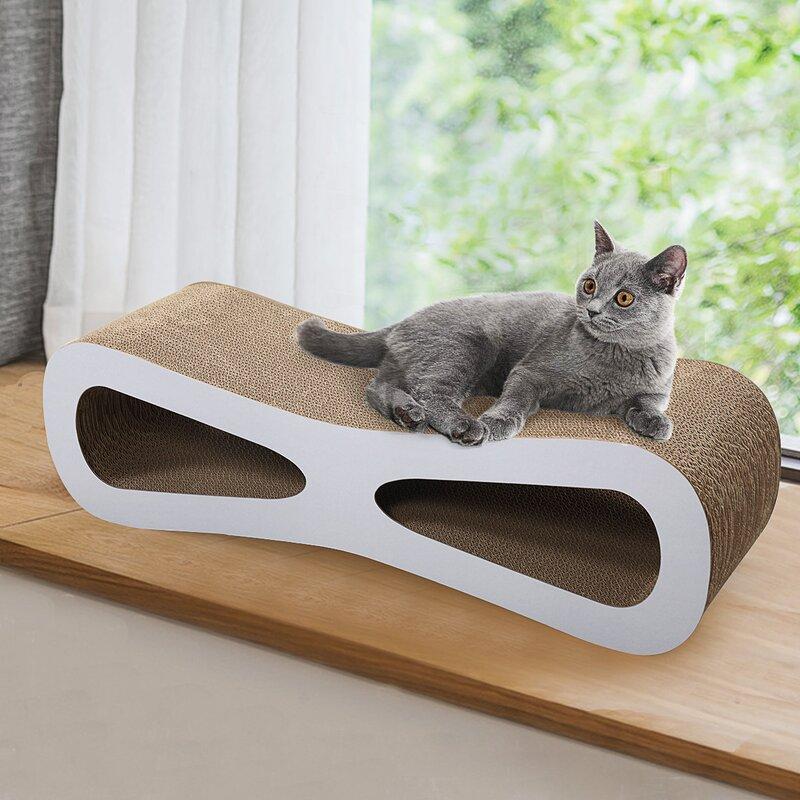 Figure Of Eight Cat Paw Board