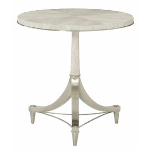 Domaine Round End Table by Bernhardt Looking for