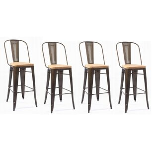 Luby 30 Bar Stool (Set of 4)