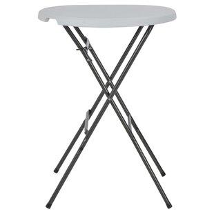 Franko Folding Steel Bar Table By Sol 72 Outdoor