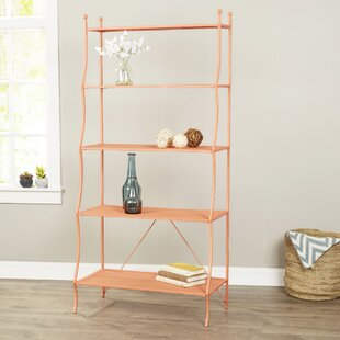 Fifine Etagere Bookcase
