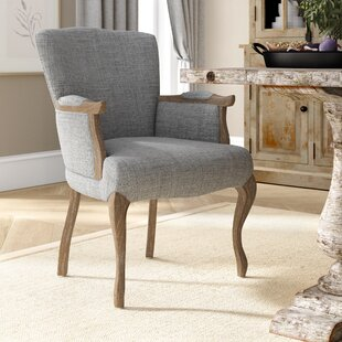 Prejean Upholstered Arm Chair by One Allium Way
