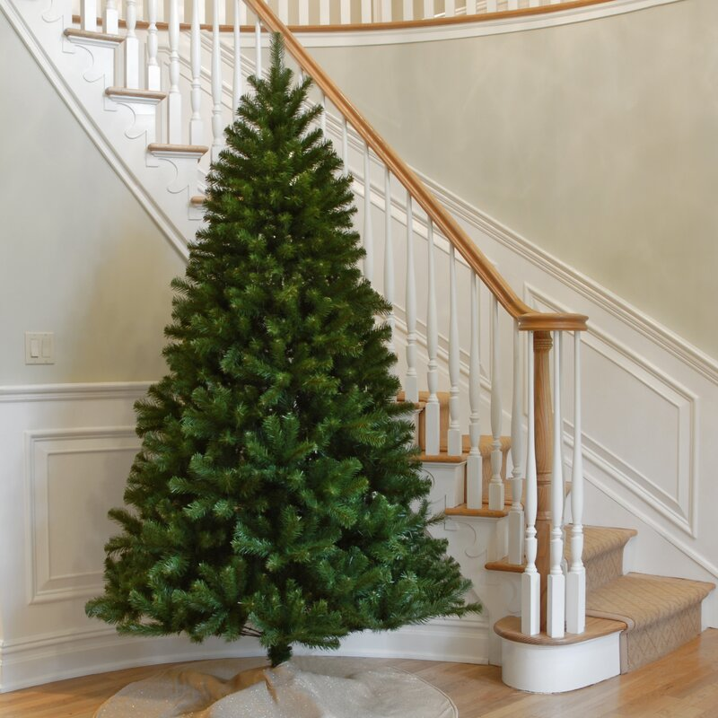 Image of Green Spruce Artificial Christmas Tree up to 53% off