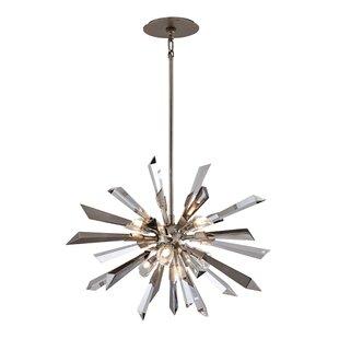 Corbett Lighting Inertia Sputnik Chandelier
