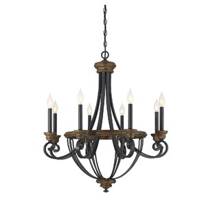 Laurel Foundry Modern Farmhouse Nanteuil 8-Light Empire Chandelier