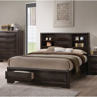 Lancelot Storage Platform Bed