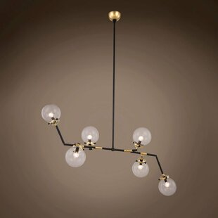 Brayden Studio Chairez 6-Light Chandelier