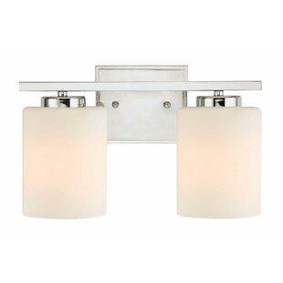 Brayden Studio Brazelton 2-Light Vanity Light