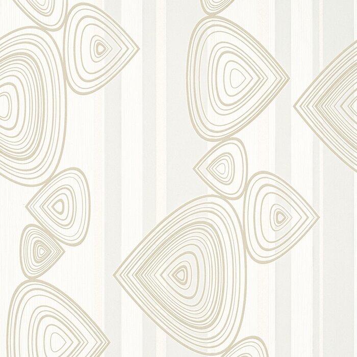 32 97 X 20 8 Abstract Striped Geometric Wallpaper