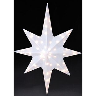 Large bethlehem star decoration easy home decorating ideas star outdoor christmas decorations you ll love wayfair mozeypictures Images
