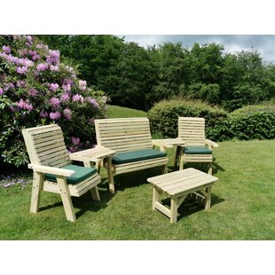 Arlington Wooden Love Seat By Sol 72 Outdoor