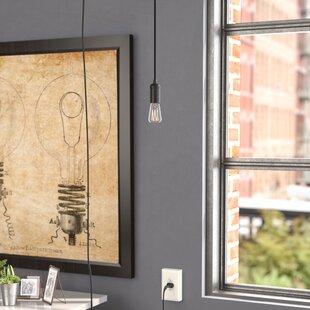 Trent Austin Design Allston 1-Light Bulb Pendant