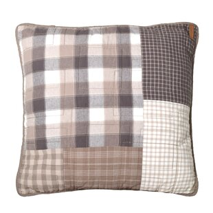Somers Square Cotton Throw Pillow