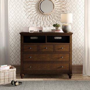 Oradell 3 Drawer Media Chest