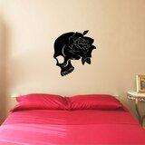 Bull Skull Art Wall Decals You Ll Love In 2021 Wayfair