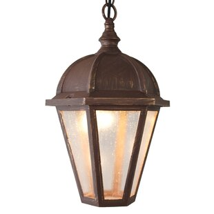 Searching for Flannigan 1-Light Outdoor Hanging Lantern By Charlton Home