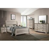 Asalonis Patterson Queen Platform 4 Piece Bedroom Set by Red Barrel Studio