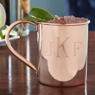 Nikolay Personalized 18 oz. Moscow Mule Mug
