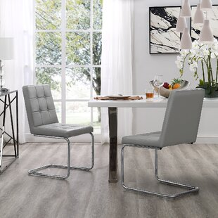 Wasser Upholstered Dining Chair (Set of 2)