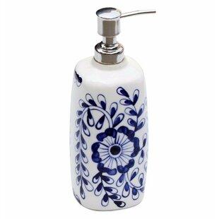 Lowen Ceramic Liquid Soap Dispenser