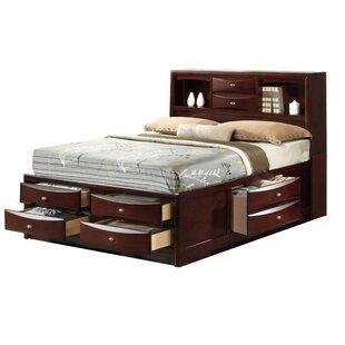 Fraser Storage Panel Bed