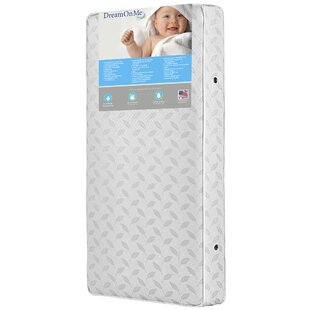 Purchase 2-in-1 Breathable 6 Crib and Toddler Mattress By Dream On Me