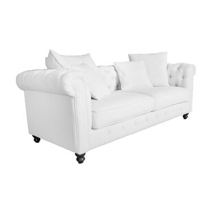 Affordable Price Asotin Tufted Back Standard Sofa by Canora Grey Reviews (2019) & Buyer's Guide