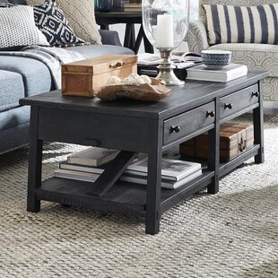 Daria Coffee Table by Gracie Oaks