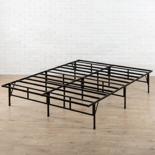 Higbee Easy to Assemble Smartbase Bed Frame