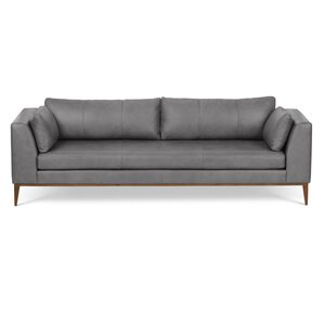 Largo Leather Sofa by Passport Home