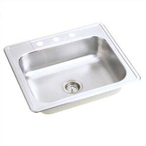 White Top Mount Kitchen Sink top mount farmhouse sink | wayfair