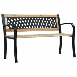 Onika Steel Bench By Sol 72 Outdoor