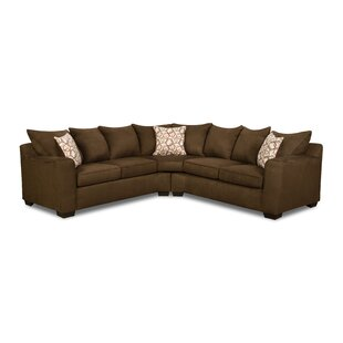 Genial Simmons Upholstery Marta Sectional