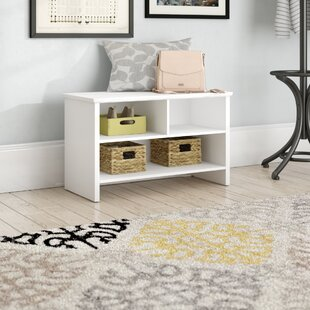 Armand Storage Bench by Andover Mills