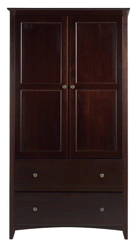 Merveilleux Avila 2 Door And 2 Drawer Armoire