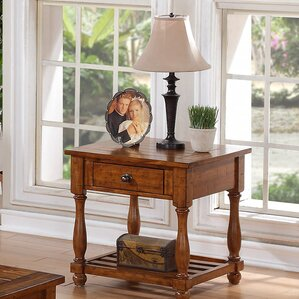 Lookout End Table by Loon Peak