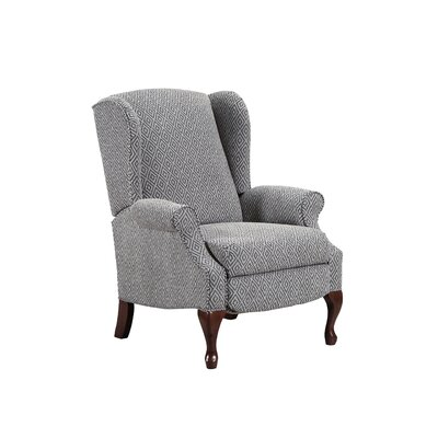 August Grove Manual Recliner Upholstery Color: Parley Taupe by August Grove