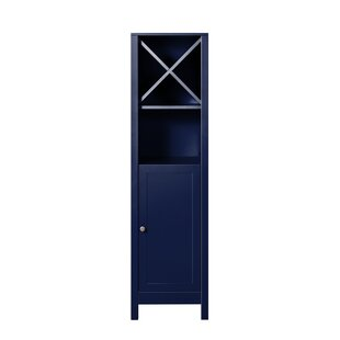 Smither 142cm H X 40cm W Free Standing Cabinet By Ebern Designs