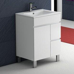 "Coraline 24"" Single Bathroom Vanity Set"