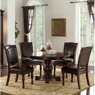 Kaneshiro 5 Piece Dining Set Alcott Hill