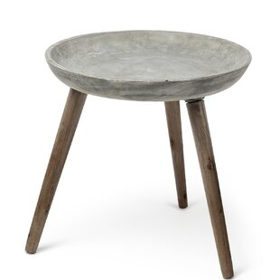 Baggett End Table by Union Rustic